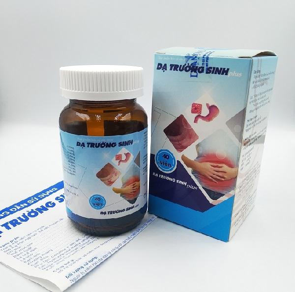 DẠ TRƯỜNG SINH - Chữa hết đau, viêm loét, trào ngược dạ dày, viêm tá tràng cấp và mãn tính